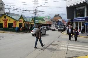 Touristenzentrum Ushuaia