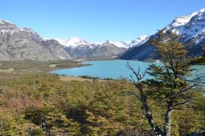 Jeinimeni-See in der gleichnamigen Reserva Nacional