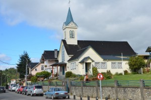 Deutsche Kirche in Frutillar