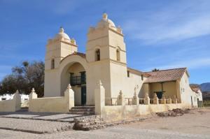 Kolonialkirche von Molinos
