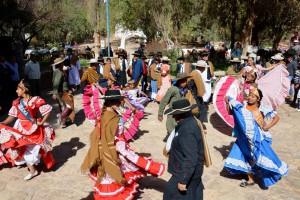 Fiesta in Purmamarca