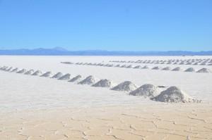 Salzgewinnung Salinas Grandes