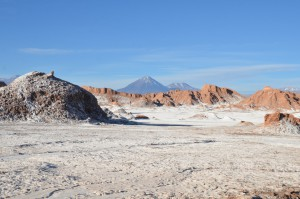 Valle de la Luna bei San Pedro de Atacama