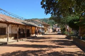 Koloniales Flair in Samaipata