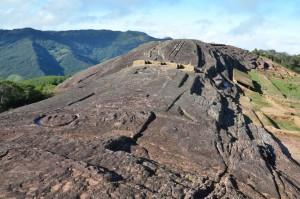 Inka-Festung El Fuerte