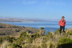 Am Titicaca-See