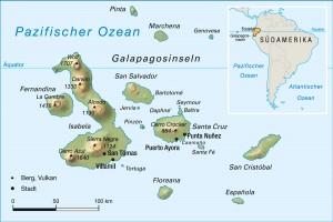 Die Galápagos-Inseln