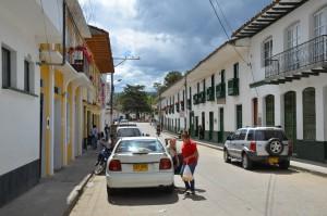 In San Agustín