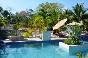 Exklusiver Übernachtungsplatz im Paradise Inn