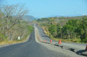 Baustelle Panamericana
