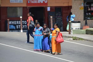 Indio-Frauen in Boquete