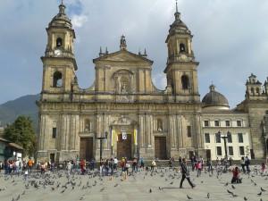 Kathedrale von Bogotá