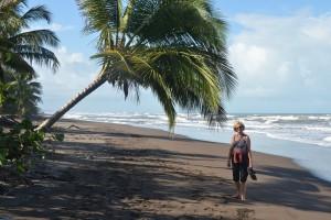 Strand von Tortuguero