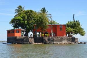 Eine der angeblich 365 Isletas im Lago Nicaragua bei Granada