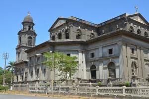 Beim Erdbeben von 1972 zerstörte Kathedrale von Managua