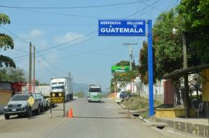Willkommen in Guatemala