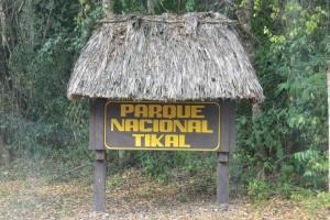 Nationalpark Tikal