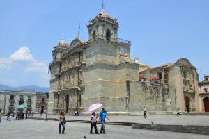 Kathedrale von Oaxaca