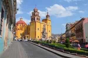 Kathedrale von Guanajuato