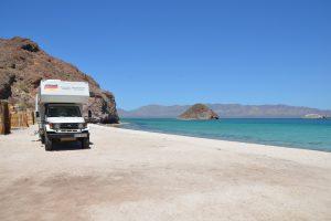 Unser Lieblingsstrand Playa Escondida