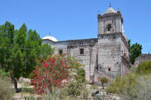 Missionskirche in San Ignacio