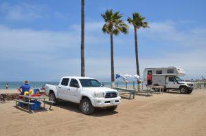 La Jolla Beach, südlich von Ensenada
