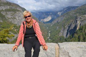 An der Zufahrtsstraße zum Yosemite Valley