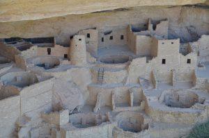 Detailaufnahme von Cliff Palace