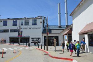 Das Monterey Bay Aquarium