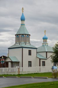 Kirche Holy Assumption of the Virgin Mary in Kenai City