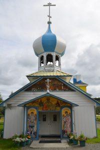 Kirche in Nikolaevsk