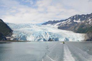 Der Holgate Glacier
