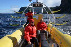 Im Zodiac auf dem Fjord-du-Saguenay unterwegs (2)