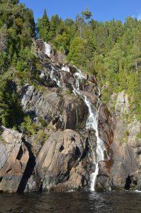Im Zodiac auf dem Fjord-du-Saguenay unterwegs (3)