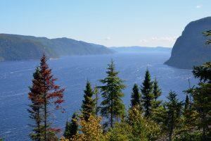 Der Fjord-du-Saguenay